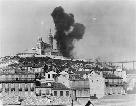 Folie Löst Sich Fronten by West Front The Liberation Of Marseille