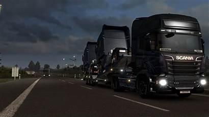 Truck Trucks Wallpapers Volvo 1080p Resolution Scania