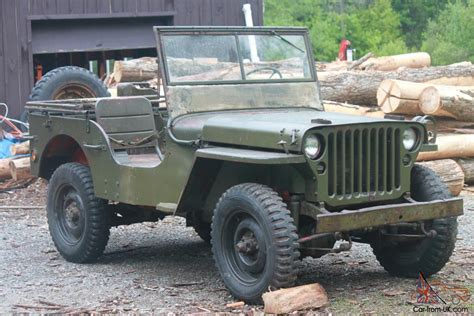 ford military jeep 1945 willys jeep ford gpw wwii military jeep army