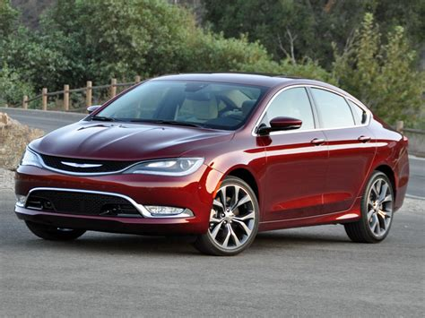 2015 Chrysler 200 C 2015 chrysler 200 c the weekend drive