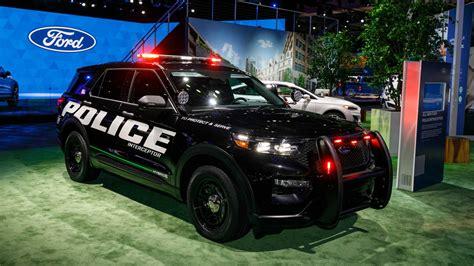 ford police interceptor utility hybrid revealed update