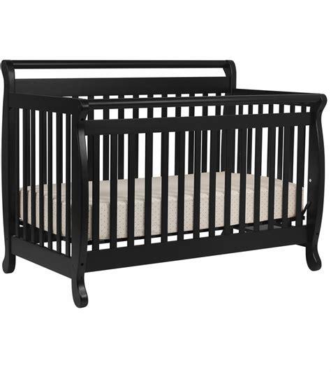 black convertible crib davinci emily 4 in 1 convertible crib in black