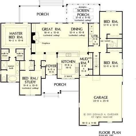 great room floor plans great rooms floor plans and a house on pinterest