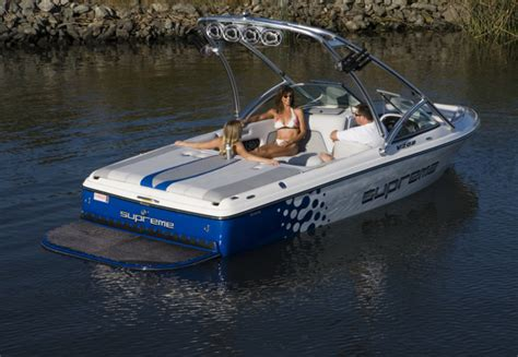 Supreme Boats by Research Ski Supreme On Iboats