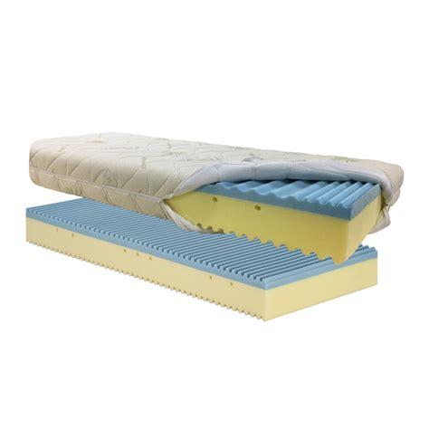 materasso singolo materasso singolo a 7 zone di portanza bio forma made in italy