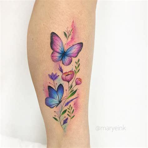 Tatuajes De Mariposas Para Mujeres Good Mariposas Estilo