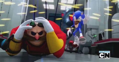 Sonic Boom New Cartoon 2015 Full Hd Episodes In English