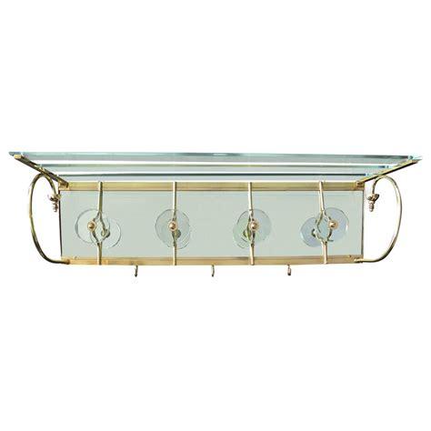 glass coat rack   style  fontana arte  stdibs