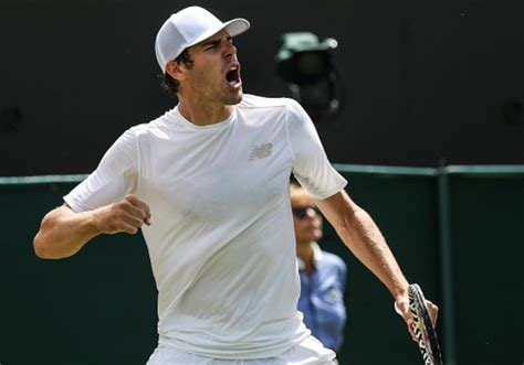 It's been a good season and it should continue for the american. Opelka shocks Wawrinka in the 2nd round in London | Tennis Tonic - News, Predictions, H2H, Live ...