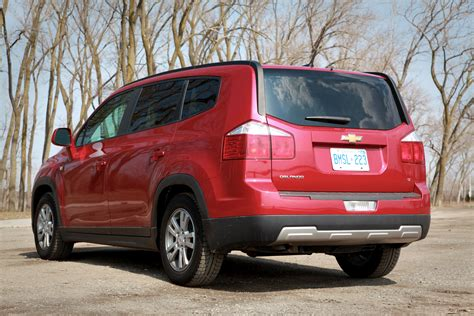 Review Chevrolet Orlando  The Truth About Cars
