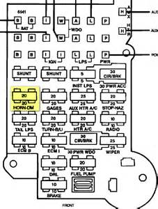 similiar chevy van fuse block diagram keywords 1988 chevrolet s10 fuse box diagram 300x293 1988 chevrolet s10 fuse