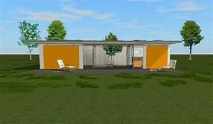 Bungalow Mit Atrium : kleine h user auf 50 qm tiny houses ~ Indierocktalk.com Haus und Dekorationen