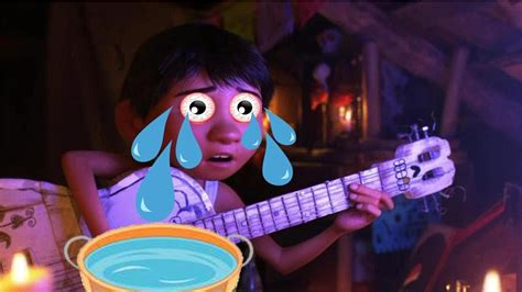 Coco Craziness 7  Miguel Crying 'remember Me' Youtube