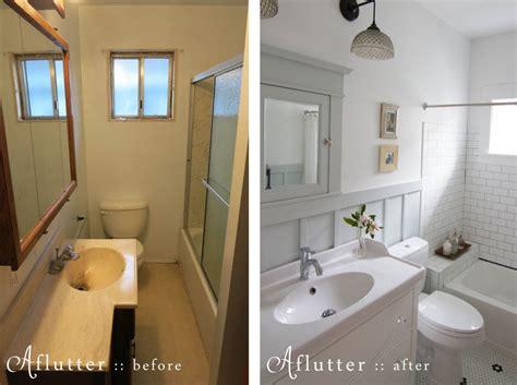 bathroom  inspired craftsman