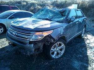 Used Parts 2013 Ford Explorer Limited 3 5l Engine 6f50