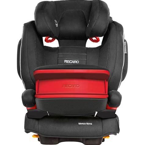 siege bouclier siège auto monza is seatfix avec bouclier black