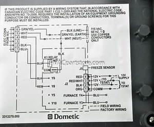 Hunter Thermostat Wiring Diagram