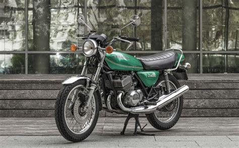 Kh Kawasaki by Kawasaki 400 Kh Classic Racing Annonces