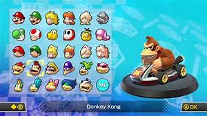 How To Unlock All Mario Kart Wii Secret Characters Cheats ...