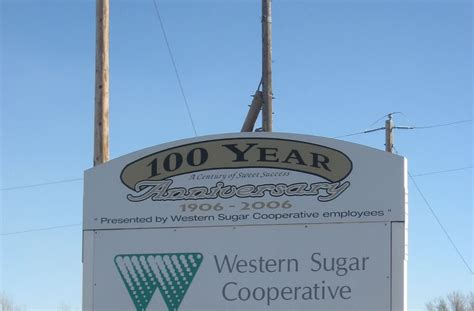 Observations about Longmont, Colorado: Fort Morgan Sugar ...