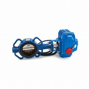 Buy Wafer Butterfly Valve  12v Electric  Online At Access