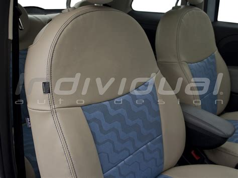 Fiat 500 Seat Covers by Car Seat Covers Fiat Individual Auto Design
