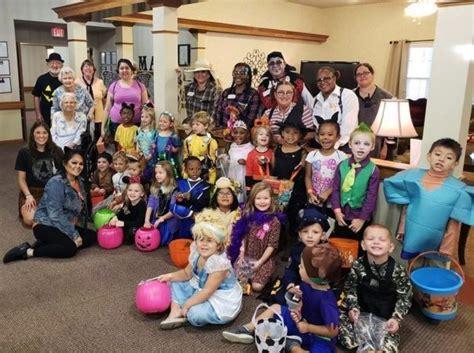 preschool amp daycare in temple the peanut gallery 674 | halloween dress up the peanut gallery temple tx 604x450
