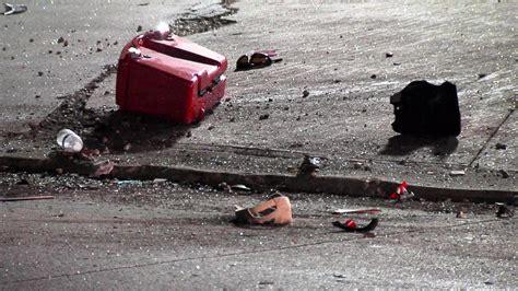 Cleveland Fatal Motorcycle Crash