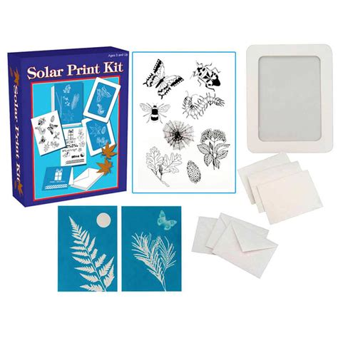 solar prints have science fun in the summer sun with a solar print kit beyondbones