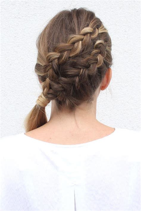 braid styles for hair our best braided hairstyles for hair more