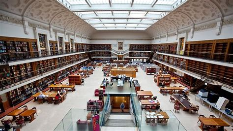 The library stripped bare: And why the sea is boiling hot