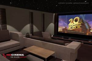 Cinema A La Maison : le concept 07d une salle cin ma maison r alis e sur mesure ~ Louise-bijoux.com Idées de Décoration