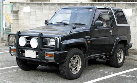 Daihatsu Rocky Hardtop Sport Utility Spd