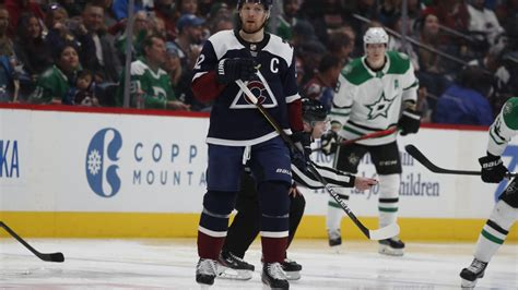 7-goal surges push Avalanche and Stars into 2nd-round ...
