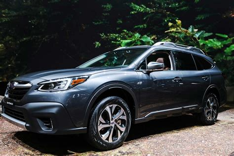 Subaru Outback 2020 New York the 2020 subaru outback is the most significant car of the