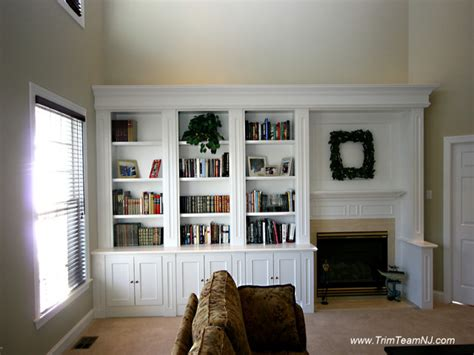 Dining Room Built In Wall Units