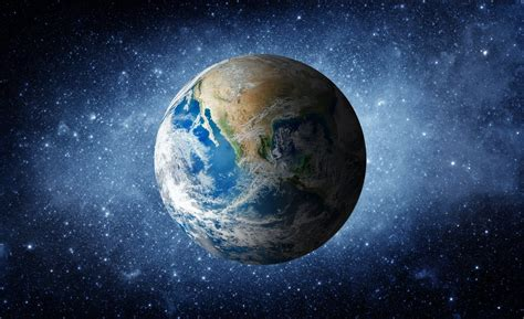 Is Earth A Perfect Sphere? » Science Abc