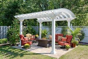 What is a Pergola? - Byler Barns