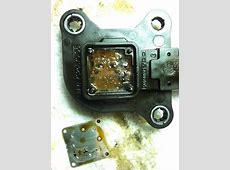 Eccentric shaft sensor or valvetronic motor failure?