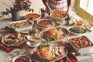 Cracker Barrel Has Thanksgiving Heat n' Serve Dinner ...