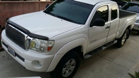 motor auto repair manual 2005 toyota tacoma spare parts catalogs find used 2005 toyota tacoma pre runner sr5 4 cylinder 5 speed tiptronic manual trans in
