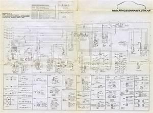 Diagrama Sistema Electrico Ford Sierra