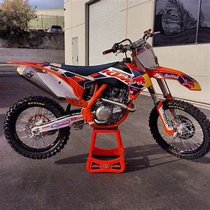 New KTM SX Factory Team GFX And 2014 450 Sx F Factory