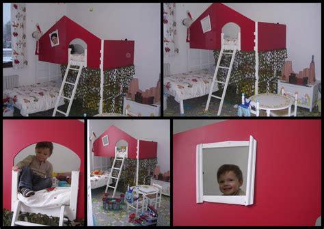 cabane dans chambre cabane chambre un lit cabane momesnet with cabane