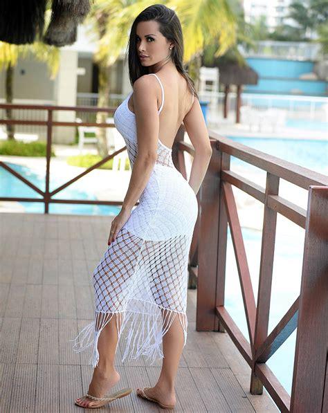 fernanda d avila white dress urbasm