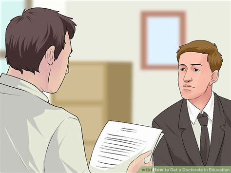 How To Get A Doctorate In Education (with Pictures)  Wikihow. Safety Precaution Signs. Water Pollution Signs Of Stroke. Lead Signs. Geometry Signs. Angelic Signs. Elephant Signs. Psychological Disorder Signs. Common Signage Signs