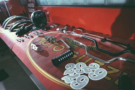 Guzzi Garage Statiche  Foto 26 Di 93