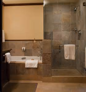 walk in shower designs for small spaces jeffrey friedl s 187 deluxe executive suite at the