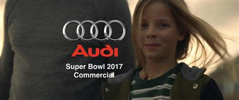 audi commercial super bowl daughter audi super bowl commercial soap box derby