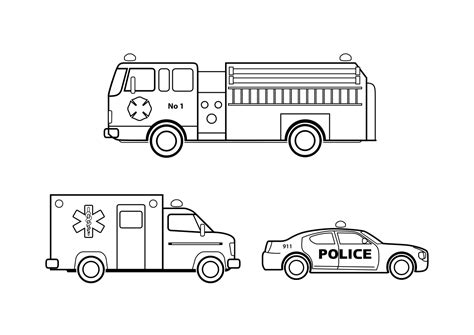 fileemergency vehicle colouring pagesvg wikimedia commons